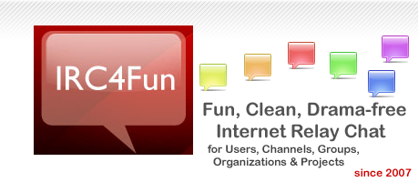 the IRC4Fun IRC Network